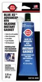 Blue XST Advanced RTV Silicone Instant Gasket 80003